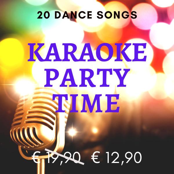 karaoke party time